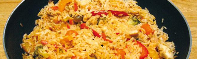 | Reispfannen